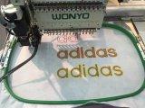 Únicas cores da cabeça 12/15 computarizadas para a máquina do bordado do tampão