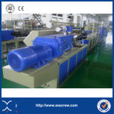Três do PVC da tubulação da extrusora da tubulação camadas de linha de produção