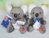 Jouet de bébé d'ours de koala de jouet de koala de peluche d'animaux de l'Australie