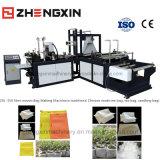 Saco não tecido do projeto novo que faz a máquina Zxl-350
