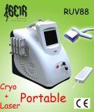 Spätestes bewegliches Cryo Lipolaser Maschinen-Patent-Produkt