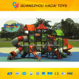 Children (A-15042)のための熱いSales Attracted Superman Outdoor Playground