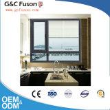 Finestra di vetro del blocco per grafici di alluminio poco costoso della Camera da vendere