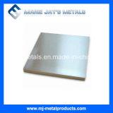De Platen & de Bladen van het titanium en van de Legering van het Titanium