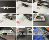 Tagliatrice del acciaio al carbonio/acciaio inossidabile/del laser fibra di Alumnium