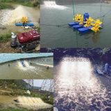 Propulsor del HDPE del equipo el 100% de la piscicultura nuevo en el cultivo del aerador