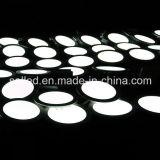 LED-runde 3-24W Instrumententafel-Leuchte für Innenministerium-Werbung