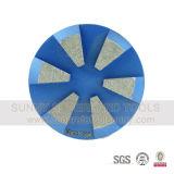 구체적인 돌 테라조를 위한 다이아몬드 지면 가는 격판덮개 바퀴