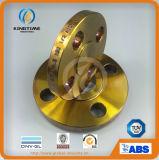 Flange cega de aço de carbono A105 da classe 150/300 do ANSI B16.5 (KT0211)