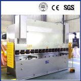 CNCは押すサーボモーター(Wc67k-63t/2500)を搭載するブレーキ油圧ベンダーを