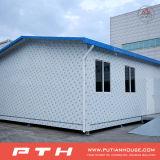 Moderner Entwurfs-modulares Behälter-vorfabrizierthaus