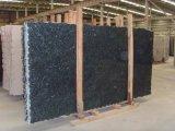 Mármol del material de construcción y azulejo del granito (azul de la noche)
