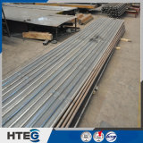 Ultimo economizzatore del tubo alettato dell'acciaio H di disegno per la caldaia di industrie di Petro-Chem