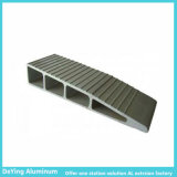 Berufs-CNC-Metall, das ausgezeichneten Oberflächenbehandlung-industriellen Aluminiumstrangpresßling aufbereitet
