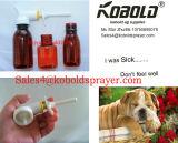 Pulvérisateur animal alimentant de médecine en plastique de main