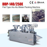 New Condition Small Alu Alu Blister Packing Machine para Medicina