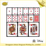 Cartes de papier faites sur commande de tisonnier de jeu de cartes de jeu (JHXY-PPK001)