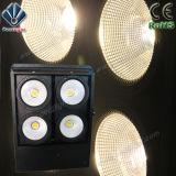 Indicatore luminoso della fase dei paraocchi della tabella del pubblico LED degli occhi 100W della superficie 4