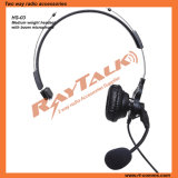 RHS-03 Lightweight Headset per il Due-modo Radiocommunication