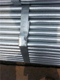 Especificaciones galvanizadas del tubo de acero a partir 21.3m m hasta 273.1m m