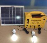 가정 점화를 위한 10W 떨어져 격자 태양 에너지 시스템