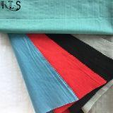 Tissu teint par filé de jacquard de coton pour Shirting/robe Rlsc60-9ja