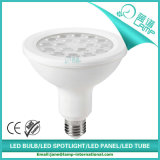 lâmpada do diodo emissor de luz PAR38 de 220V 18W E27 SMD