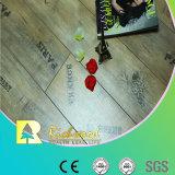 грецкий орех перлы AC3 8.3mm V-Grooved навощил окаимленный Laminate настил