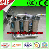 Série de Jl de filtration portative de pétrole, machine d'épurateur de pétrole