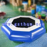 Trampolino gonfiabile della sosta dell'acqua/gioco gonfiabile di sport/giochi gonfiabili dell'acqua