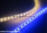 120 iluminación de tira del alto voltaje LED del LED IP68 SMD3014 con el Ce RoHS