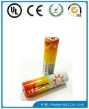 AA Lr6のアルカリ電池の乾燥した一次電池