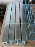 Steel fucinato Square Shaft con Zinc Plating