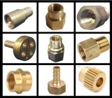 Male Thread (HY-J-C-0020)の精密Brass Fitting