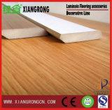 Bordage imperméable à l'eau pour le plancher en stratifié