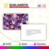 De Plastic Slimme Kaart van Nfc met Goedkoop van Sunlanrfid