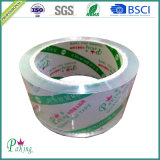 Fita adesiva desobstruída super da embalagem da fonte do fabricante de China