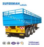 tipo 3 dell'asse del muro laterale del carico rimorchio di 30FT Vietnam del camion semi