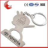 Heiß-Verkauf des kundenspezifischen eindeutigen Entwurfs-Metallflügels Keychain