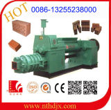 Máquina de fabricación de ladrillo automática del fango del suelo de arcilla de la exportación caliente de la India y de Bangladesh