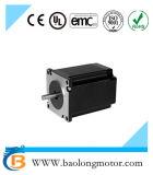 Motor de etapa deslizante do piso NEMA23 3-Phase para a máquina do CNC