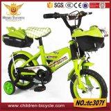 Vélo arrière d'enfants de panier d'outil et de plastique de modèle de poissons de qualité