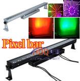 indicatore luminoso IP65 della rondella della parete di 14PCS RGBW 4in1 5in1 6in1 LED per la barra esterna del pixel