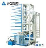 Linea di produzione completamente automatica della macchina del blocco in calcestruzzo
