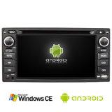 6.5inch doppio lettore DVD universale dell'automobile di BACCANO 2DIN per Toyota con il sistema Android Ts-2650-1