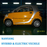 Hybird Part에 있는 4개의 시트 Mini Battery Electric Car