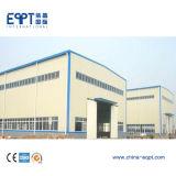 Structure métallique pour l'entrepôt