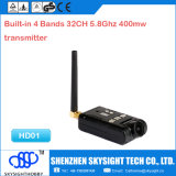 空HD01 Aio 5.8g 400MW 32CH Fpv Transmitter HD 1080P Wireless Module