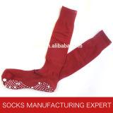 Lange Antibeleg-Yoga-Socke