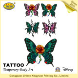 Moda New Style 2016 Body Metallic Flash Tattoo (JHXY-TT0001)